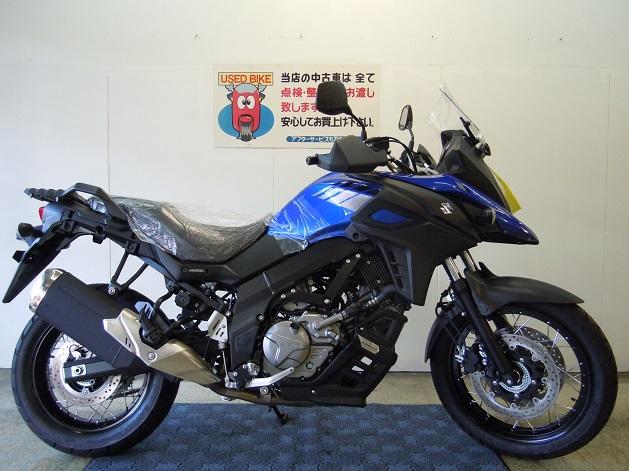 Vストローム650XT ABS